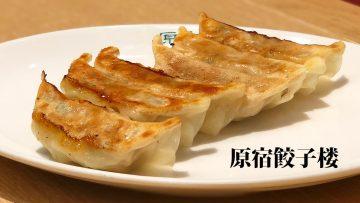 武蔵小杉グランツリーで手軽に食事するなら「原宿餃子楼」が良い感じ