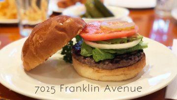 五反田のハンバーガー屋「フランクリンアベニュー」が店内もハンバーガーもおしゃれでいい感じ