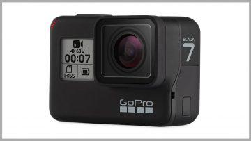 GoPro HERO7 Blackの手ぶれ補正がすごすぎる!ジンバル買う予算をGoProにあてた方がいいレベル!