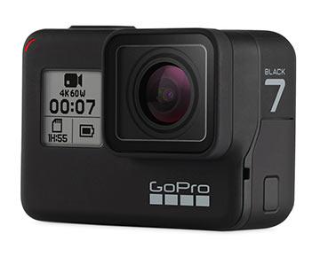 GoPro GoPro HERO7 Blackゴープロ ヒーロー7 CHDHX-701-FWブラツク
