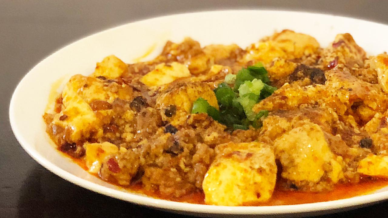 ウェイウェイズカフェの麻婆豆腐がうますぎる!ランチだとおかゆ食べ放題・中国茶飲み放題でコスパ良すぎ!