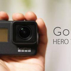 関連記事『GoPro HERO7 Blackを購入!手ぶれ補正機能がめちゃめちゃ便利!写真撮影も広角でいい感じ!』のサムネイル画像