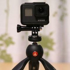 関連記事『GoProを三脚に立てるための三脚座が便利!超安いから持っておいた方がいい』のサムネイル画像