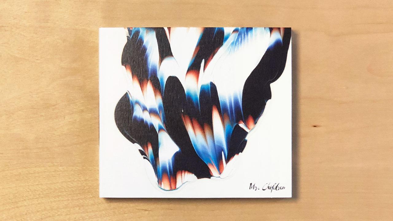 ミスチルの19枚目のアルバム「重力と呼吸」で改めてミスチルのすごさを知る
