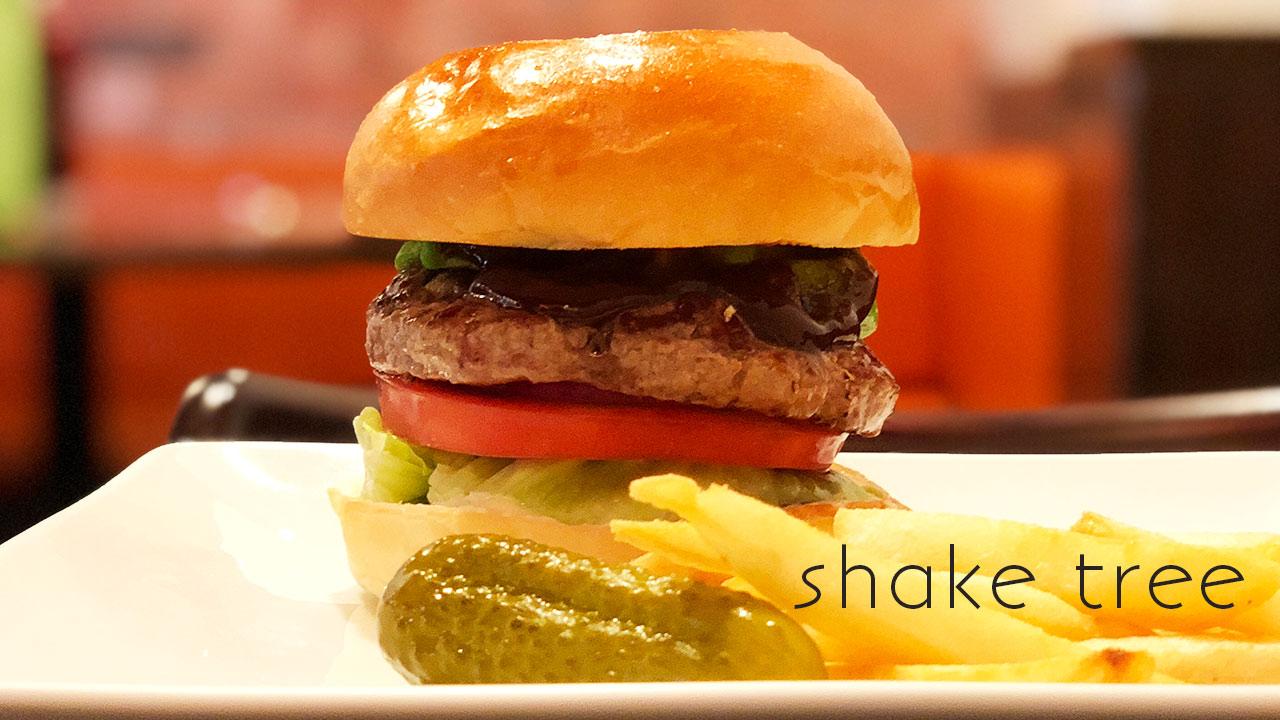 錦糸町「シェイクツリー」のハンバーガーが王道でおいしかった!そしてホスピタリティ高い!