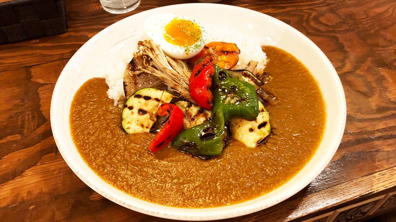 【閉店】武蔵小山「CBC」ならランチで野菜をたっぷり食べられる!グリル野菜カレーが最高でした!