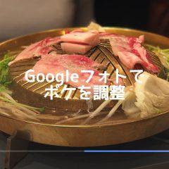 iOS版「Googleフォト」で背景のボケ具合が調整できるようになった