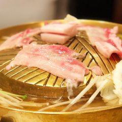焼肉としゃぶしゃぶが同時に味わえるムーガタが絶品!三田「Muu Tokyo」でムーガタ食べてきました!