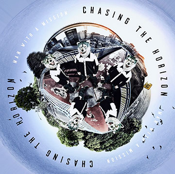 Chasing the Horizon / MAN WITH A MISSION (通常盤)のサムネイル画像