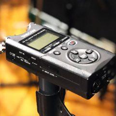 関連記事『プリプロ用のドラムをリハスタで手軽に録音する方法と使用する機材』のサムネイル画像