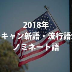 関連記事『2018年ユーキャン新語・流行語大賞にノミネートされた「U.S.A.」「ひょっこりはん」など30語まとめ』のサムネイル画像