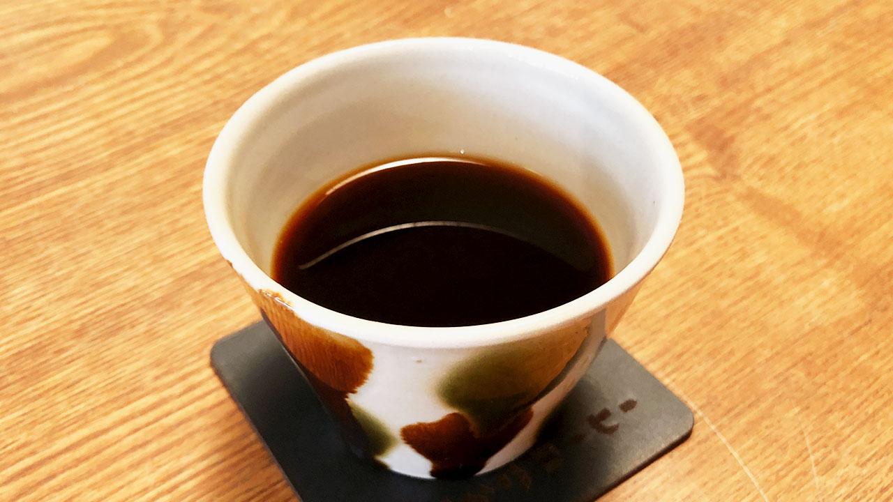 武蔵小山「やどかりコーヒー」のハンドドリップコーヒーが最高!ネルドリップコーヒーもいただける!