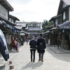 太秦映画村は特撮ファンにはたまらない!忍者屋敷もトリックアートもおもしろかった!