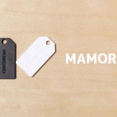 紛失防止用タグ「MAMORIO S」で忘れ物してもスマホで探し出せる!