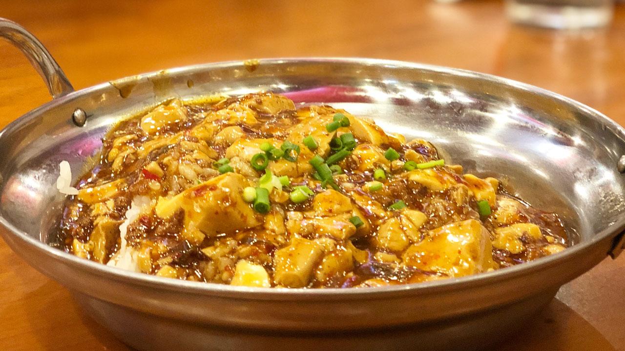 目黒「陳民」のランチはおいしいだけでなく料理が出てくるのが早いのが最高!