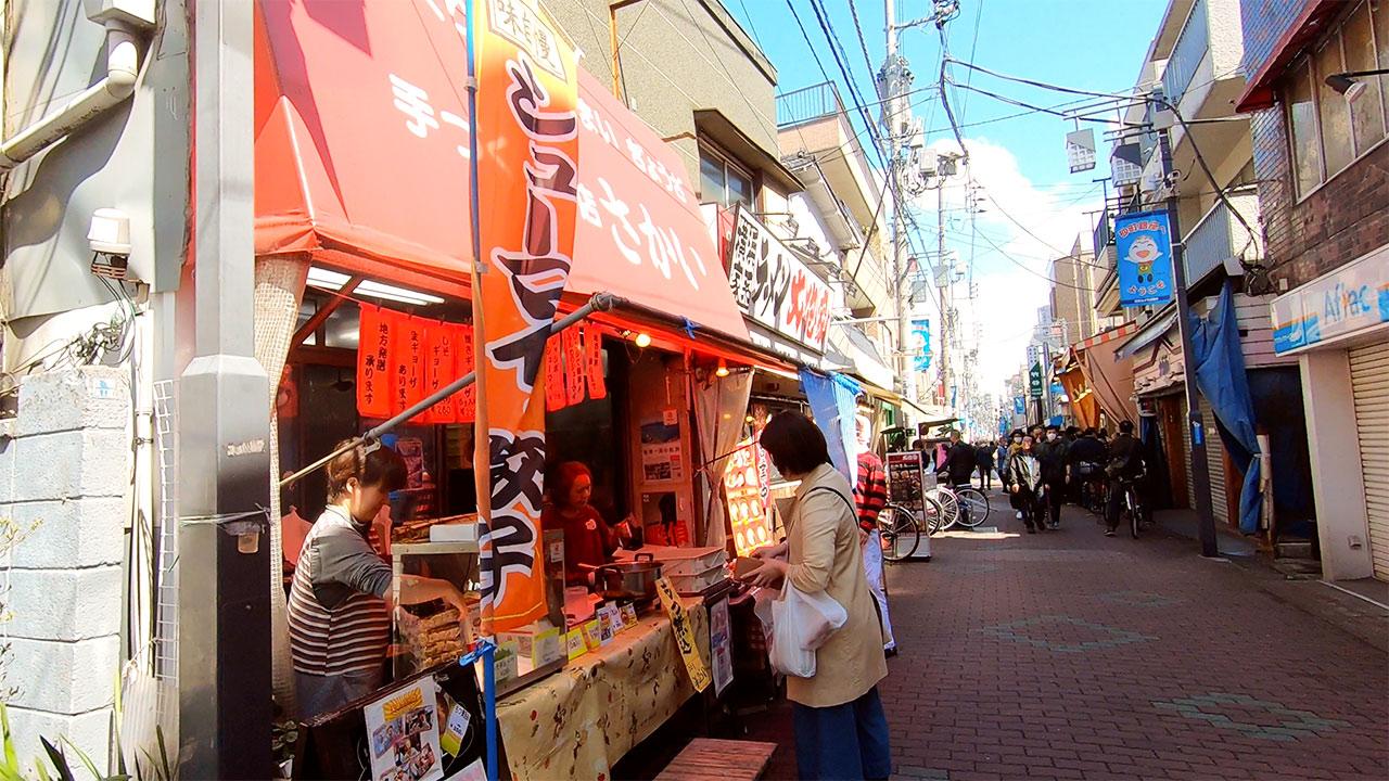 下町の風情を残した「砂町銀座商店街」をぶらぶらしてきました