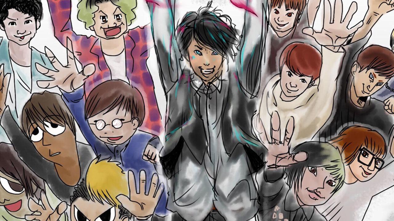 アマオトのライブ告知!5月5日渋谷RUIDO K2・5月28日渋谷eggman!