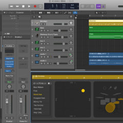 LogicのDrummerを使ってAIにドラムのフレーズを作ってもらうと制作スピードが爆速になる