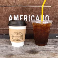 武蔵小山のふらっと立ち寄れるコーヒースタンド「SIC」でアメリカーノをテイクアウト!