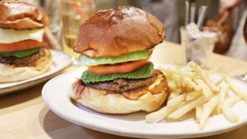 最強のグルメバーガー「No.18」が2019年4月に移転!さらにハンバーガーがうまくなった!