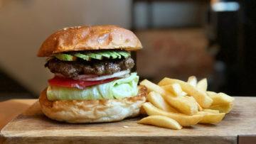 蔵前のハンバーガーショップ「Mclean(マクレーン)」がうますぎる!肉感を楽しめる王道のグルメバーガー!
