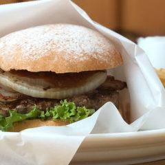 虎ノ門「BeBu(ビブ)」のハンバーガーが上品で個性的!ソースの味付けがおいしかった!