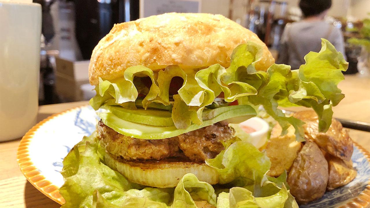 パン屋さんが作るハンバーガーが絶品!代々木八幡「15℃」のアボカドバーガーがうまかった!