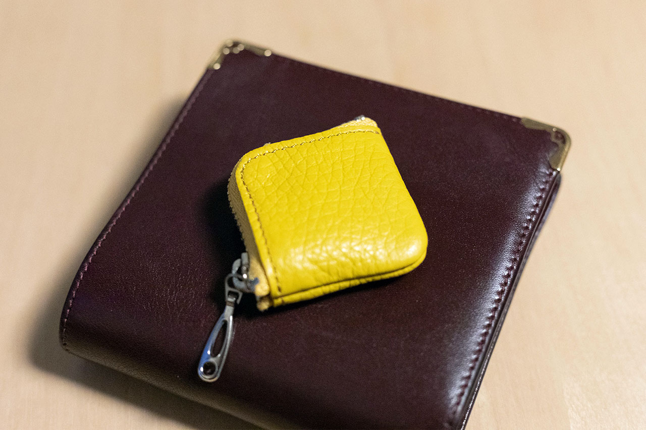 CHIPを他の財布と比較したところ