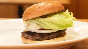 有楽町「The Pantry」は麻布のホームワークスと同じ印象のハンバーガーショップ