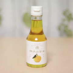 「柚子山葵油」をかけるだけで料理のグレードが上がる感じがして便利
