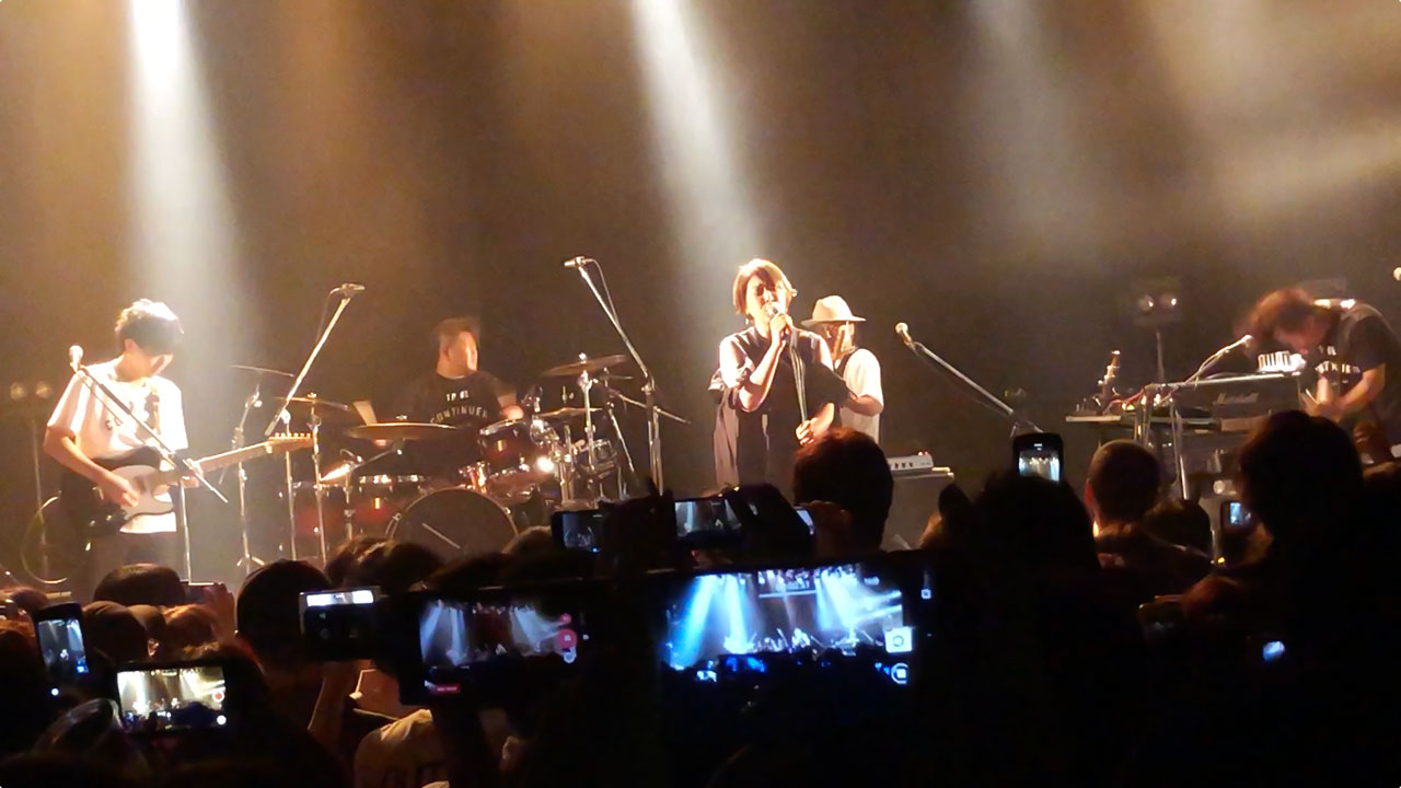2019年9月6日la la larksワンマンライブ「To Be Continued」@O-WESTのセトリとざっくりライブレポ