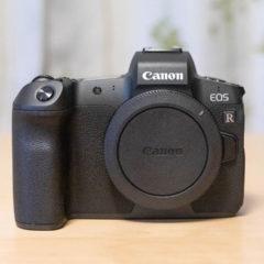 Canonのフルサイズミラーレスカメラ「EOS R」を購入した理由と所感
