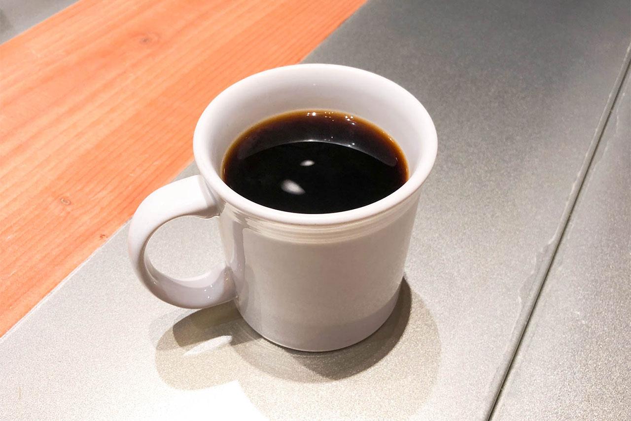 J.S. FOODIESのコーヒー