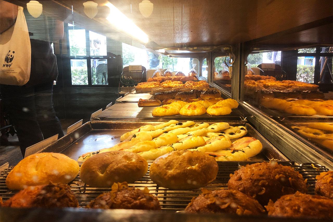 武蔵小山のパン屋「nemo」のパン