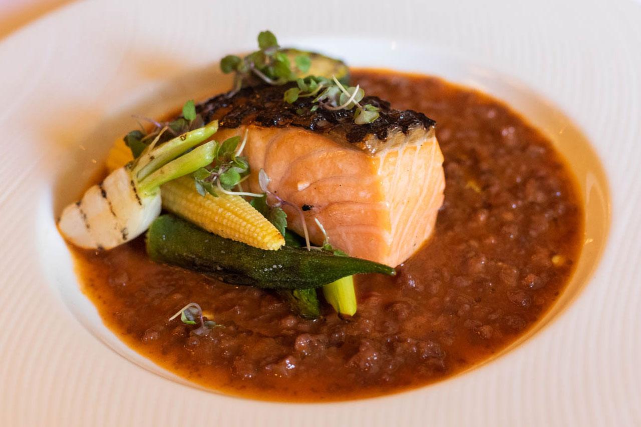 「Angepatio(アンジェパティオ)」のTOAスペシャルメニュー 魚料理