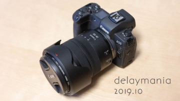 【2019年10月まとめ】EOS Rを購入してカメラ系の記事が多めの月でした