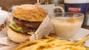 小伝馬町「Jack37Burger」のテリヤキバーガーがおいしい!肉感の強いパティとの相性も抜群!