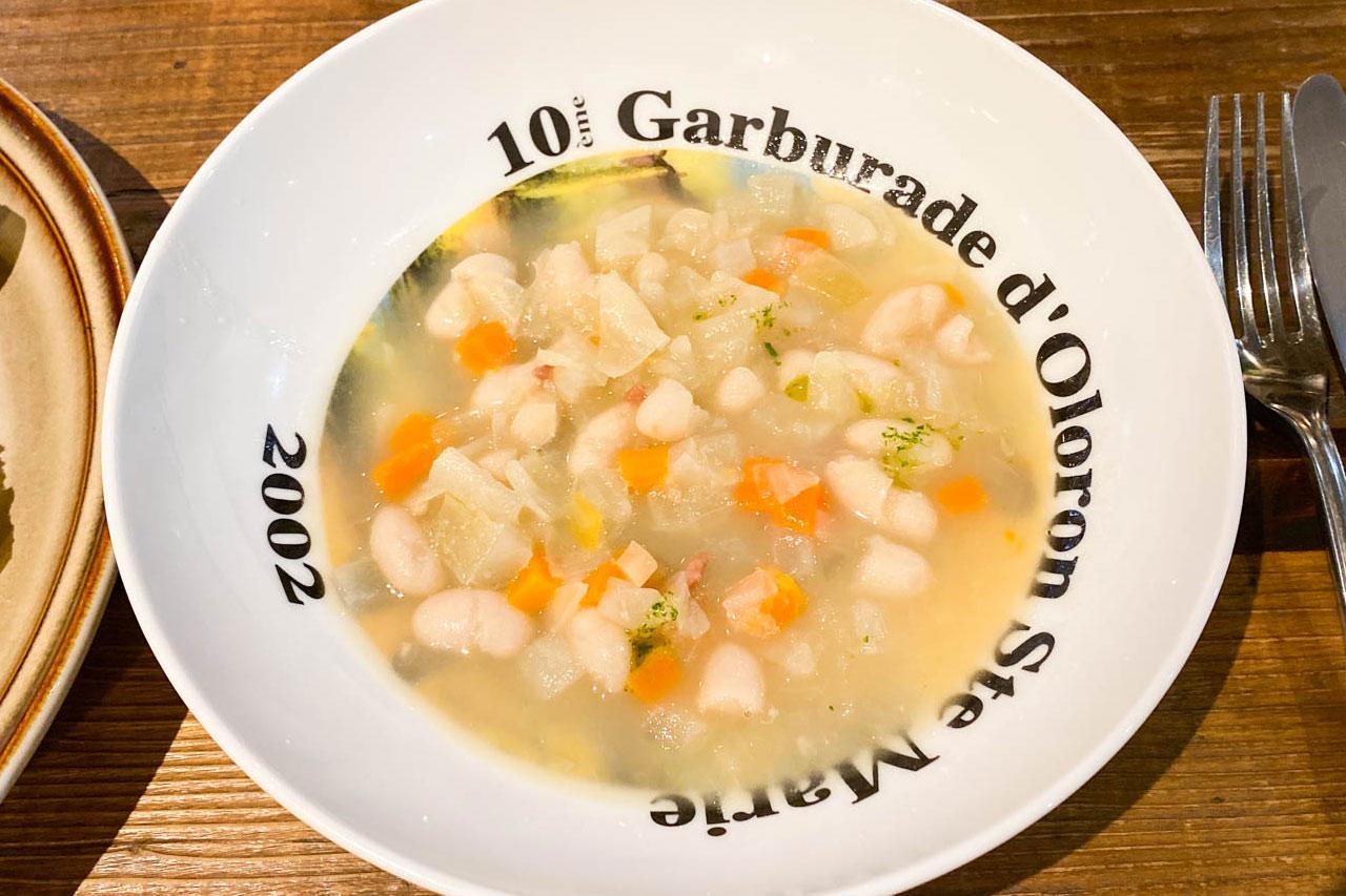 emeのメインのスープ