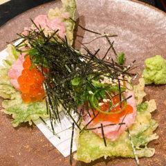 武蔵小山「いざかやこばん」の天ぷらとおばんざいがうますぎて通いそうな勢い