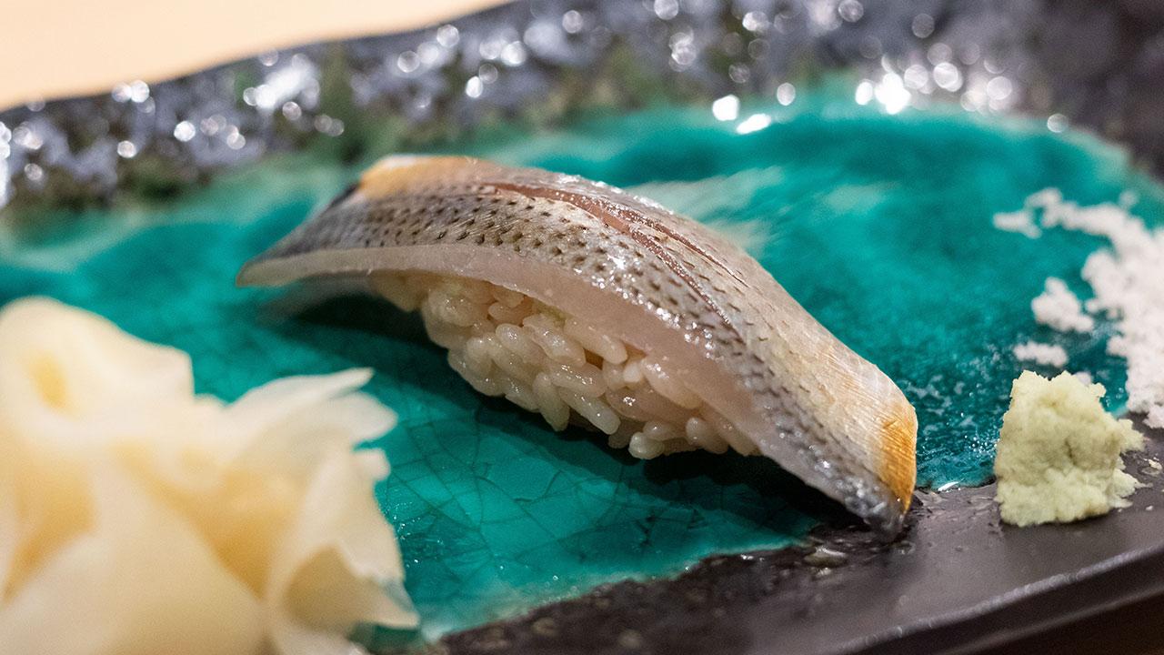 武蔵小山のお寿司屋さん「くるり」は握りもつまみもおいしくておすすめ!