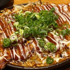 武蔵小山のお好み焼き屋「長田いっしん」がうまい!神戸流のお好み焼きを堪能できる!