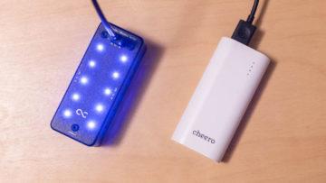 スマホ用モバイルバッテリーで給電できるエフェクター用パワーサプライ「One Control Minimal Series DC Porter」が便利すぎる!