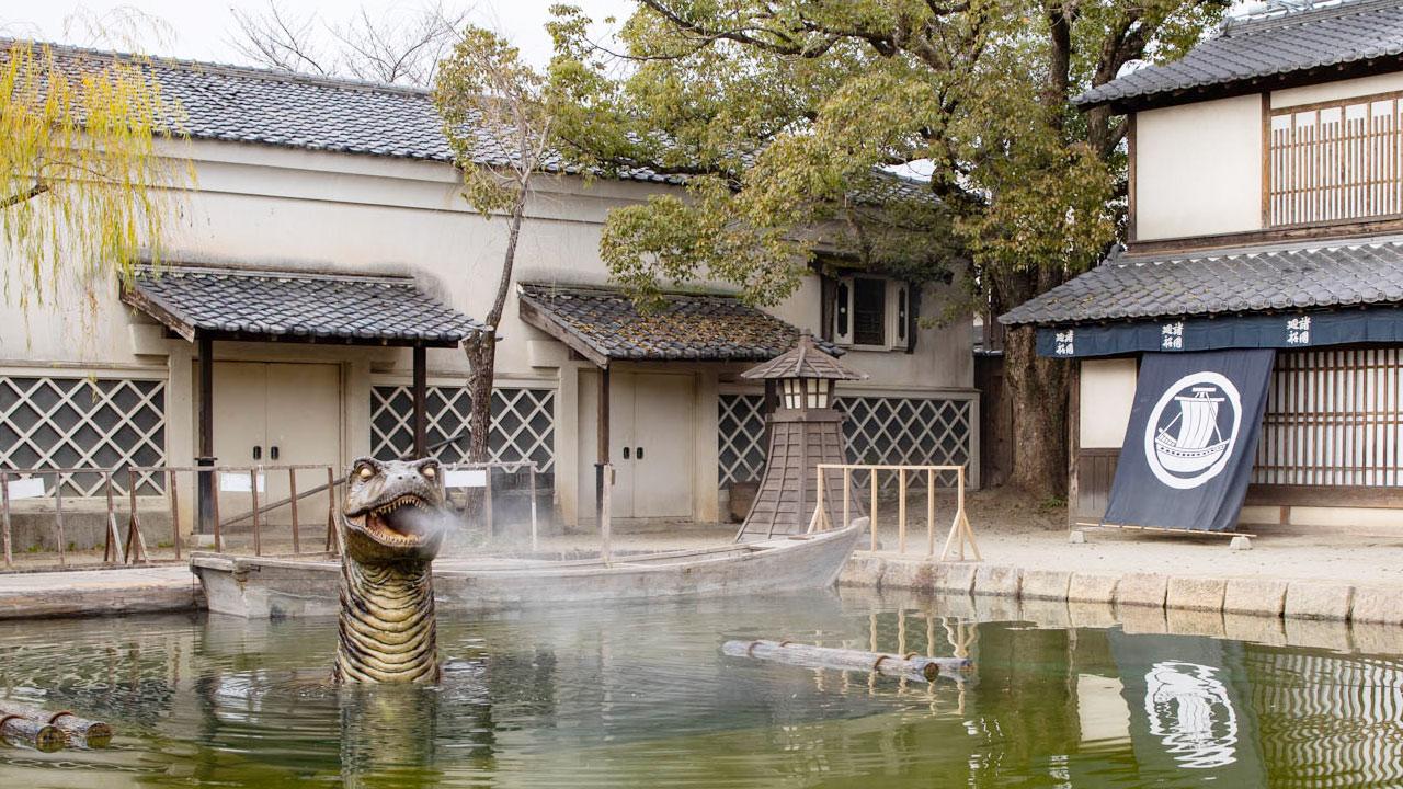 太秦映画村にある違和感まとめ!京都っぽさとも映画村っぽさともかけ離れたものとは?