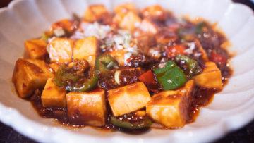 学芸大学「大鴻運天天酒楼」でランチ!辛味が強く香り高い麻婆豆腐がおいしかった!