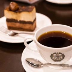 銀ブラ発祥の地「カフェーパウリスタ」でいただくオーガニックなコーヒーがおいしい