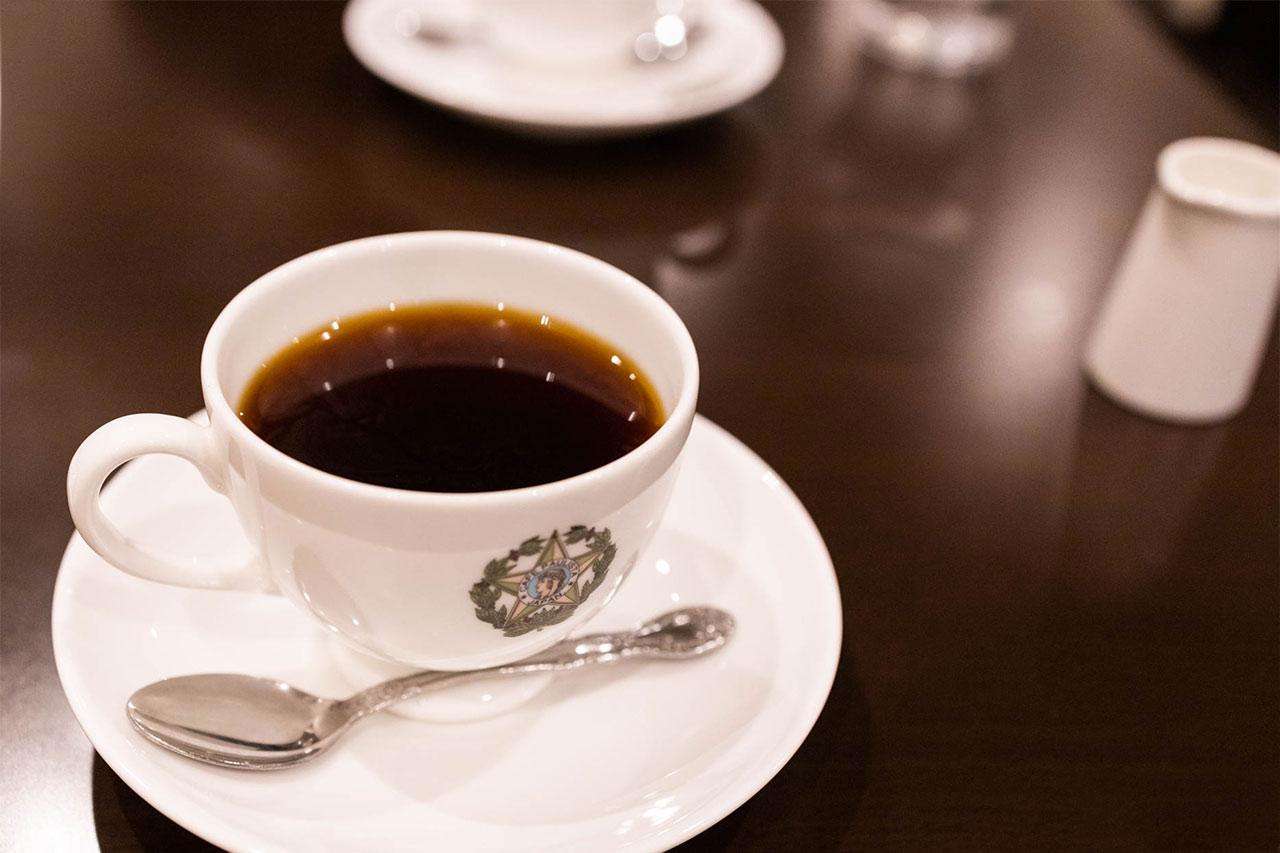 カフェーパウリスタのコーヒー