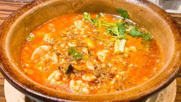 西小山「コクエレ」は感動を味わえる創作中華料理店!特に麻婆豆腐は絶品!