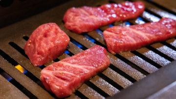 池袋の焼肉店「しまぐに」の焼肉が絶品!一人前880円のシンシンが最強すぎた!