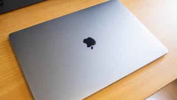 MacBook Pro 16インチを購入しました!買い換えた理由と開封の儀