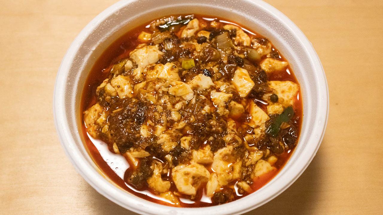 西小山「コクエレ」でテイクアウト!名物の麻婆豆腐も海老味噌炒飯も最高でした!